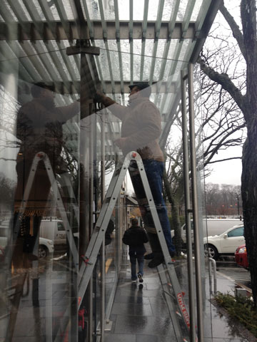 Commercial door and gate repair service in New York