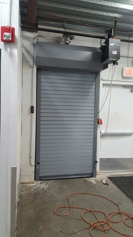 Commercial Rolling Gate instalaltion service in New York